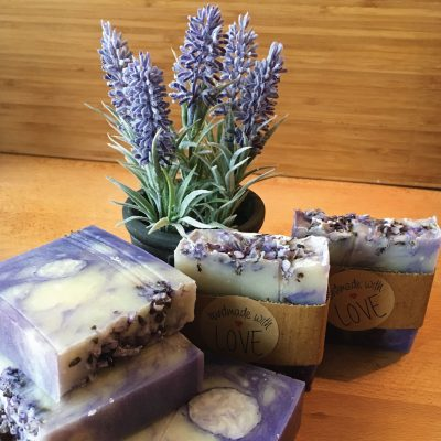 Calming Clarity Lavender Sandalwood Jasmine Soap